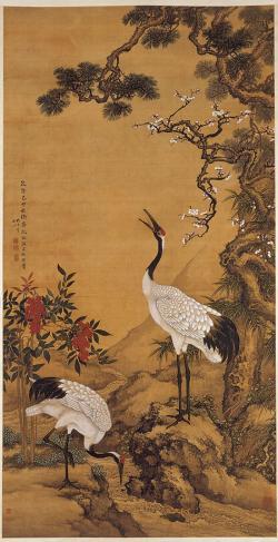 pine2c_plum_and_cranes