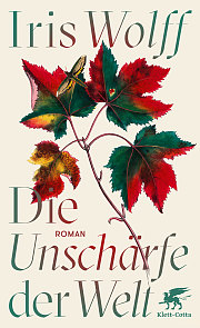 Wolff Unschaerfe Cover