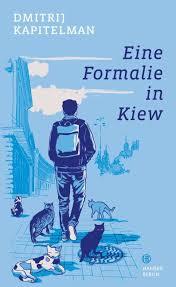 Cover Kapitelman Eine Formalie in Kiew